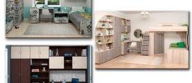 Возраст ребенка и мебель: правила выбора